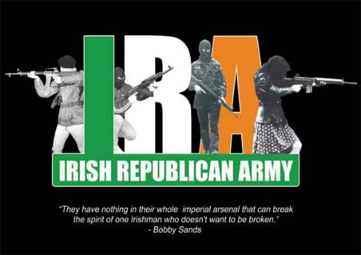 Irish republican army definition of sexual harassment
