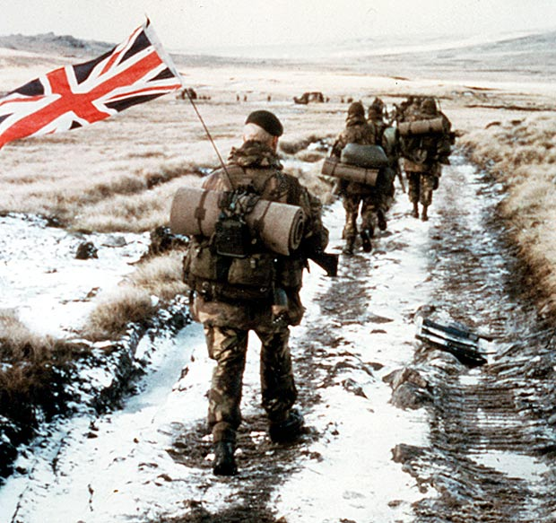 argentinean defeat in falklands war Why did britain struggle to defeat argentina during the falklands war was the british lion badly mauled in the falklands war ask new question isak pau.