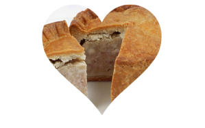I Love Pork Pies