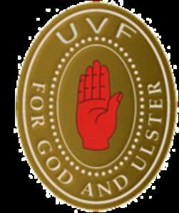 U.V.F Logo