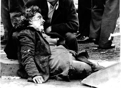 Dublin and Monaghan bombings victim