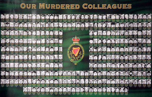 ruc killed in troubles