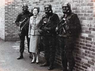SAS Margaret Thatcher
