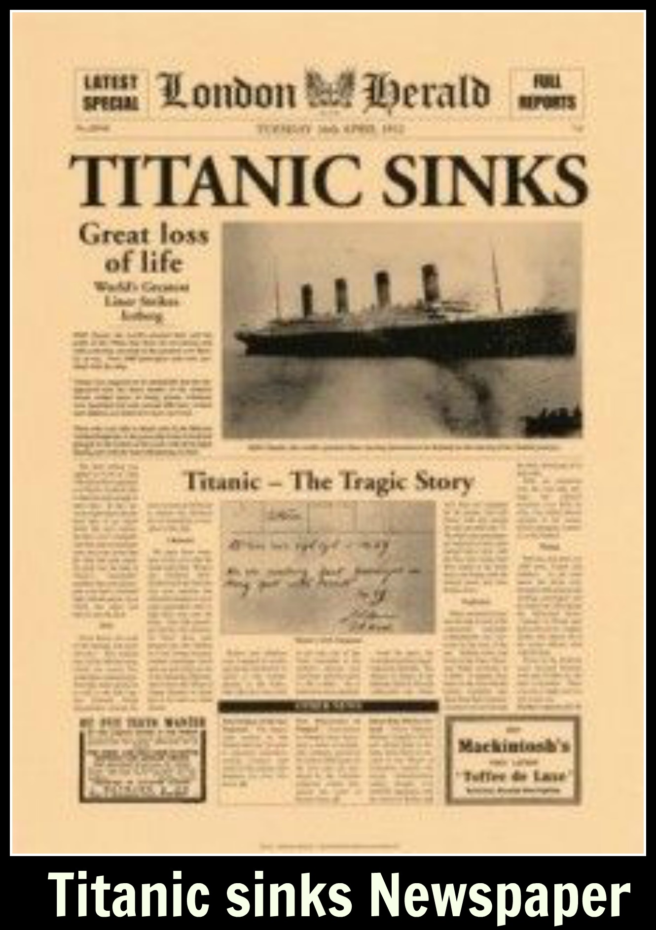titanic sinks newspaper text.jpg
