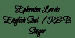 EphraimLewis name tag