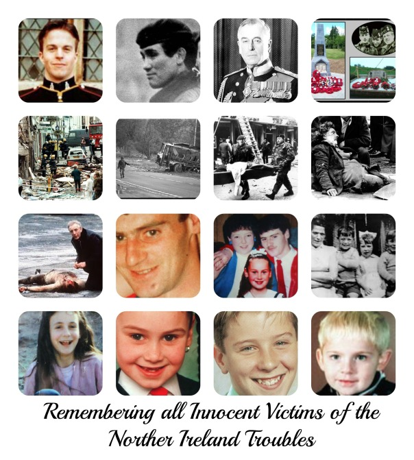 Victims  Collage