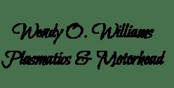 Wendy o Williams 2 name tag
