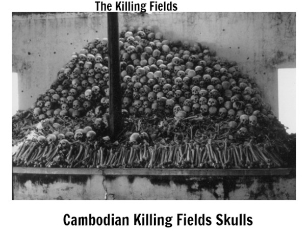 cambodia the inevitability of killing fields Violence transformed: posttraumatic growth in survivors and  of life and the inevitability of personal  some survivors of the cambodian killing fields.