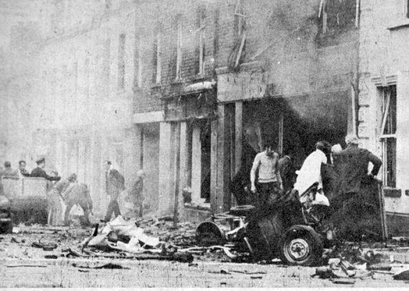 Image result for belfast bomb july 30, 1937
