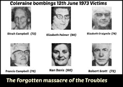 Colrain bomb victims June 12th 1973 Collage with text resized 250
