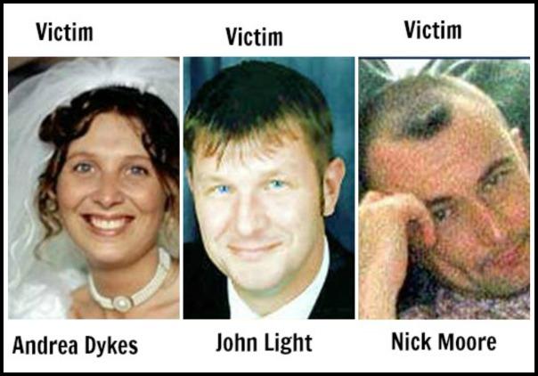 Victim  Collage