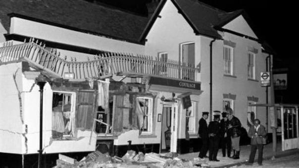 gilford pub bombing