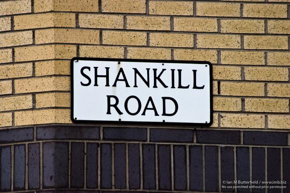 shankill road