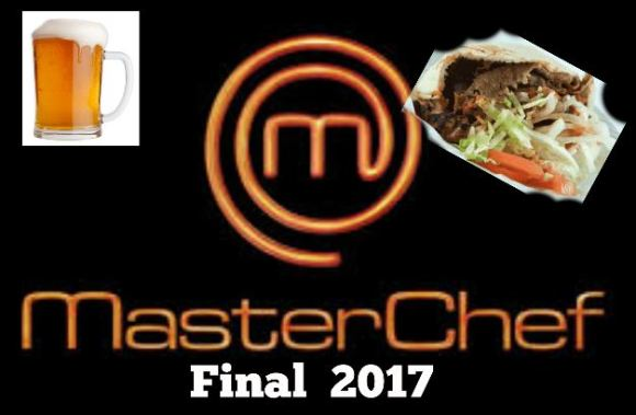 masterchef 2017 beer & kebab 2 with final