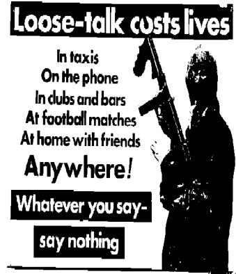 IRA Green Book poster
